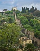 Florenz, Stadtmauer