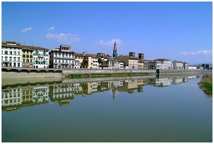 Florenz war ...