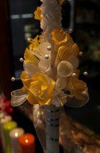 Flores de cera (Vic Osona Barcelona Catalunya)