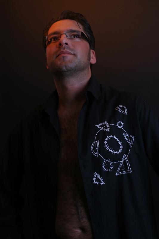 Florian im Studio 01
