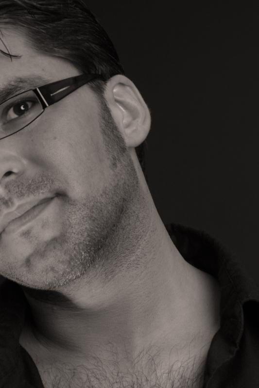 Florian im Studio 02
