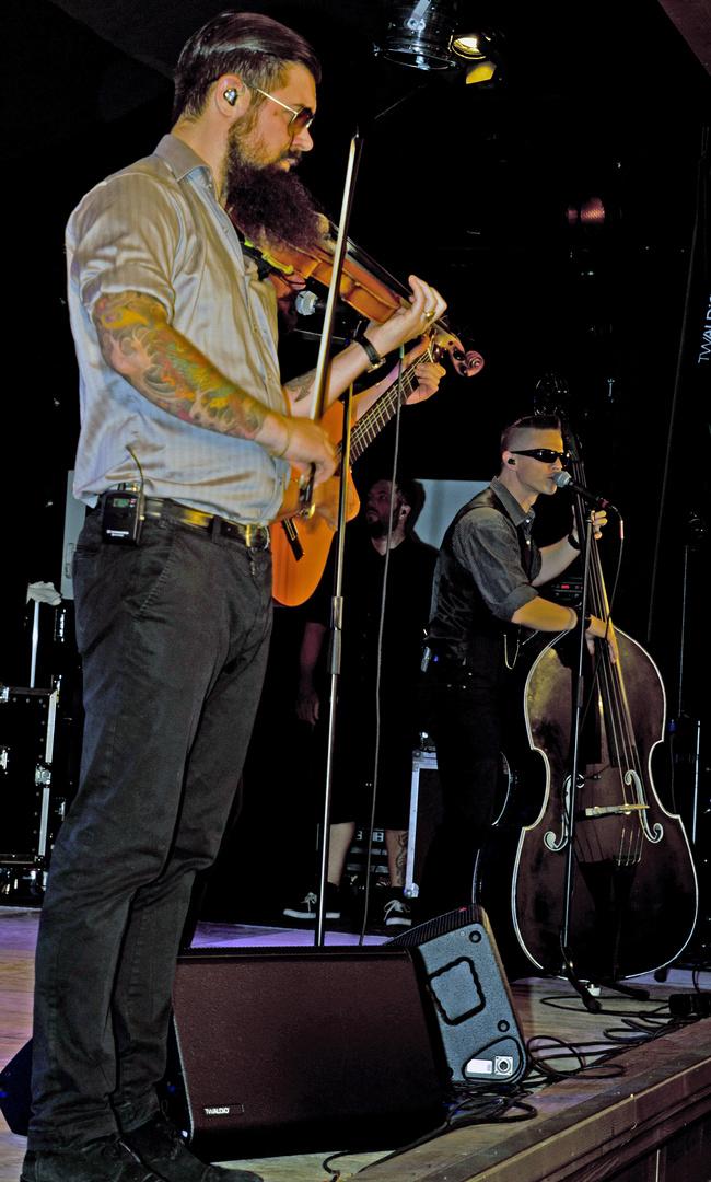 Florian R. Starflinger & Michael Unfried Fenzl (Django3000)