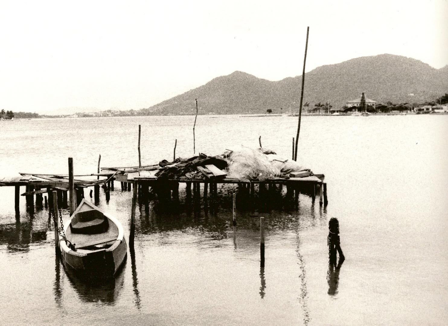 florianopolis -lagoa- brasil