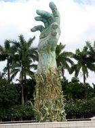 Florida Miami Holocaust Memorial