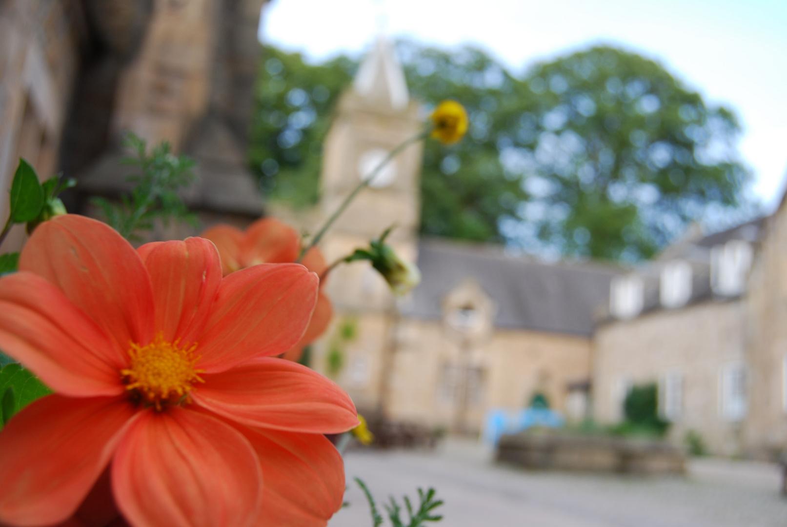 Flower Clock tower