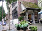 """Flower """"shop"""" in Rouen - Summer 2007"""