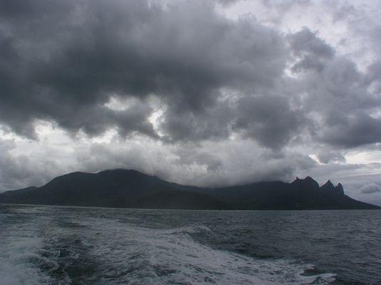 Flucht von Tioman Island