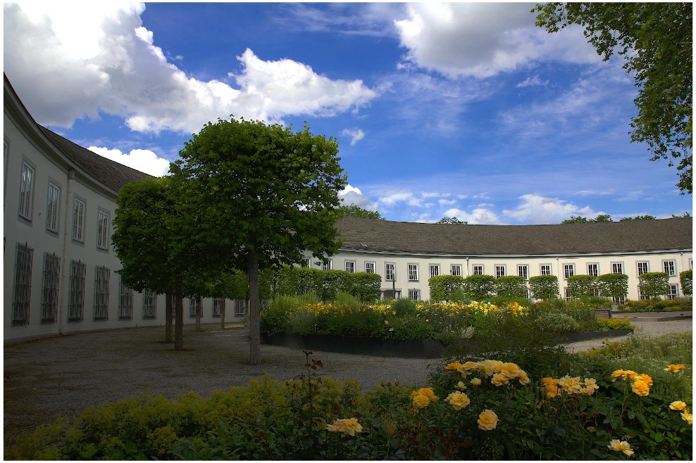 Flügel des Koblenzer Schloß