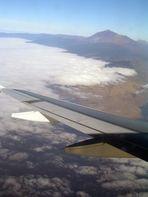 Flügel über Teneriffa