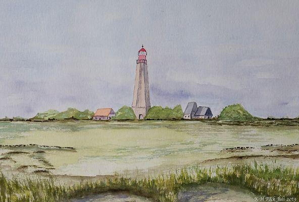 Flügger Leuchtturm,Fehmarn