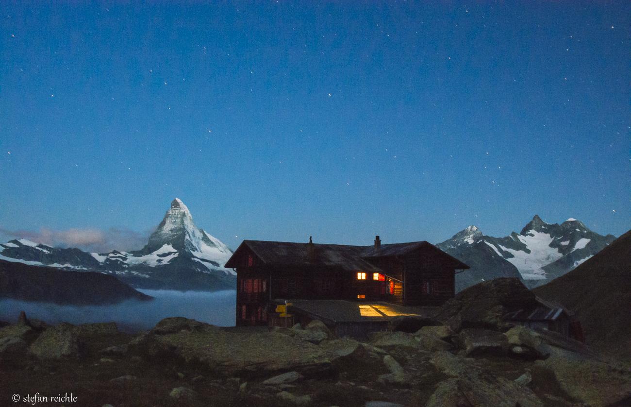 Fluehütte - Zermatt