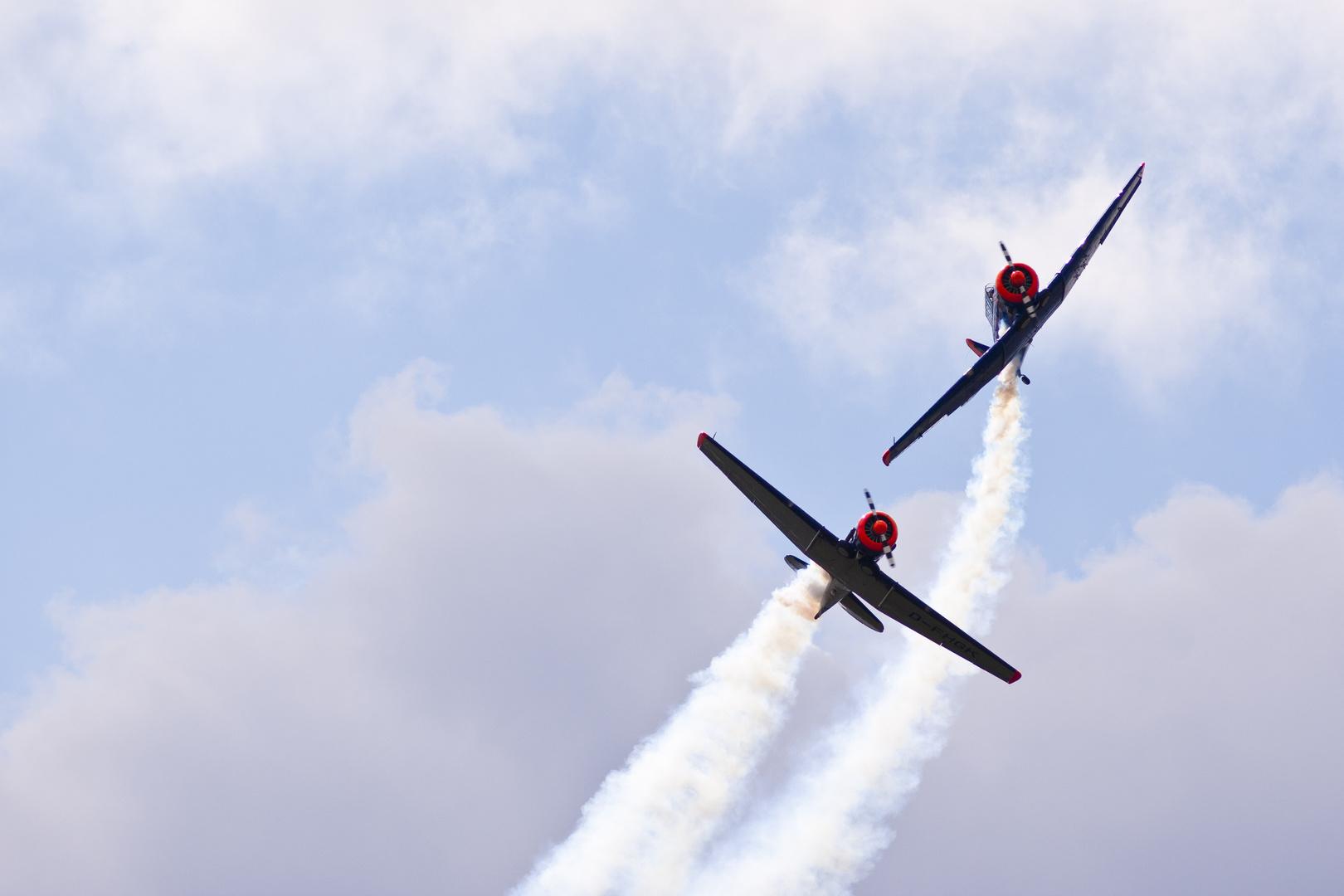 Flug Action