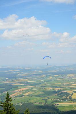 Flug über's Tal