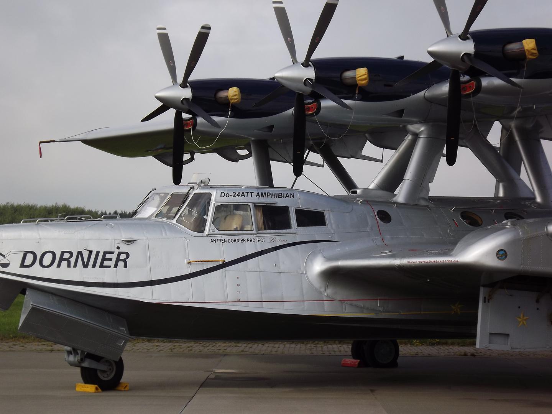 Flugboot Dornier