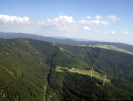 Fluggebiet Schauinsland