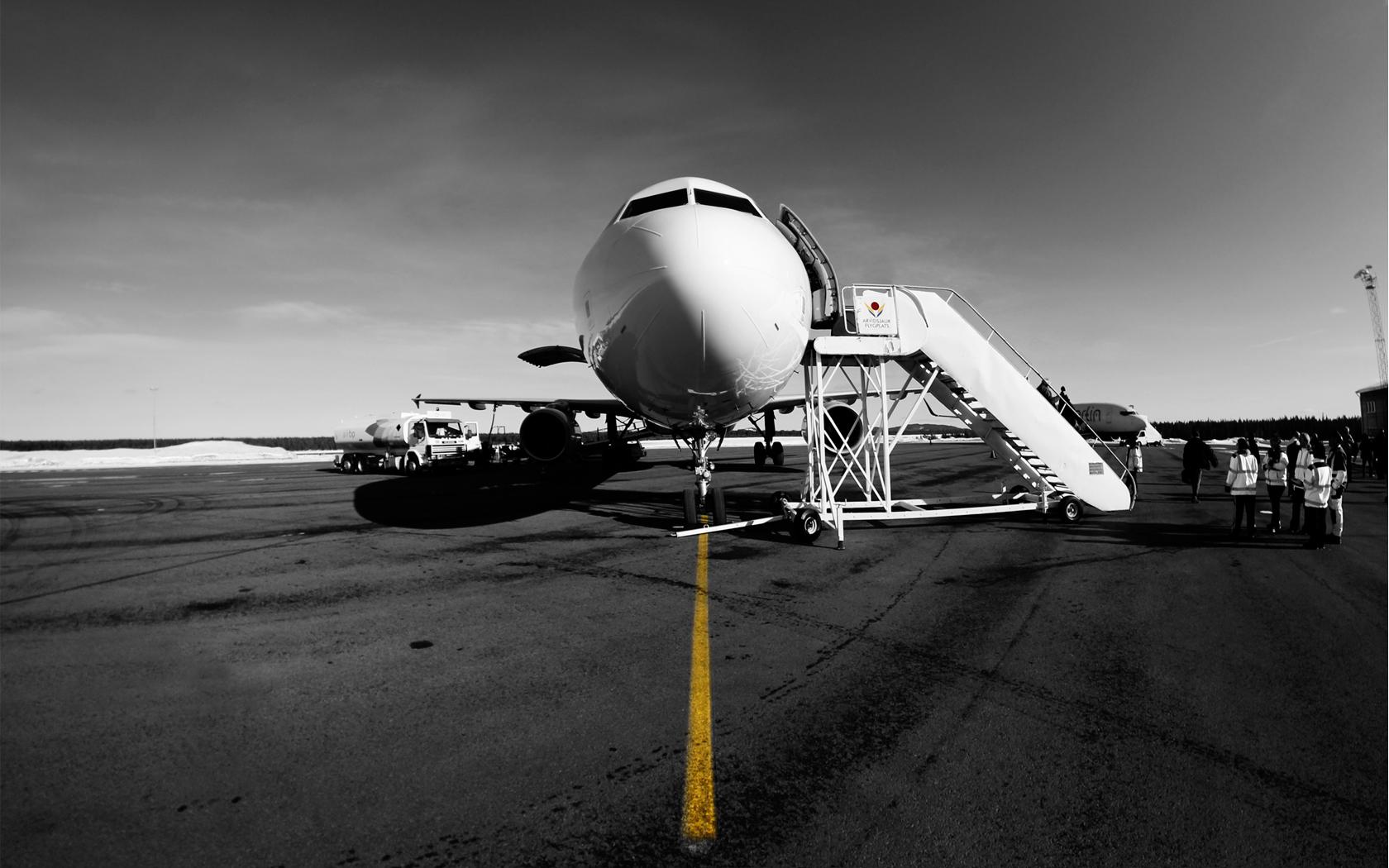 Flughafen Arvidsjaur