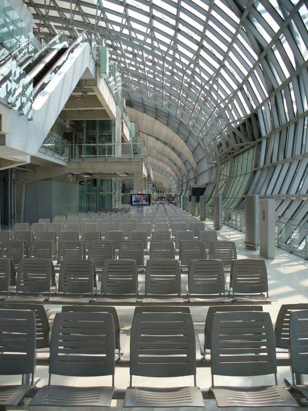 Flughafen Bangkok Suvarnabhumi