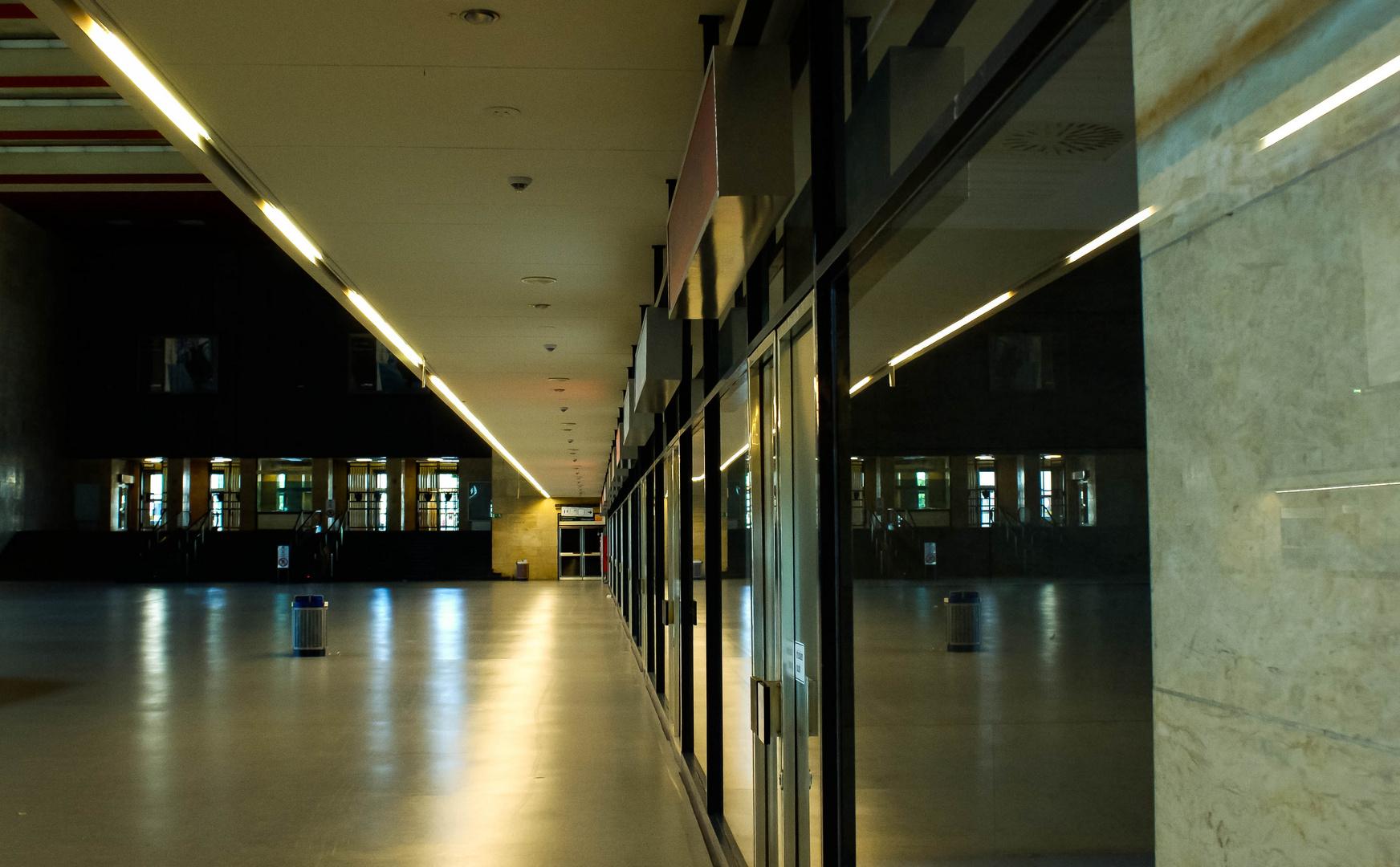 Flughafen Berlin Tempelhof 2011