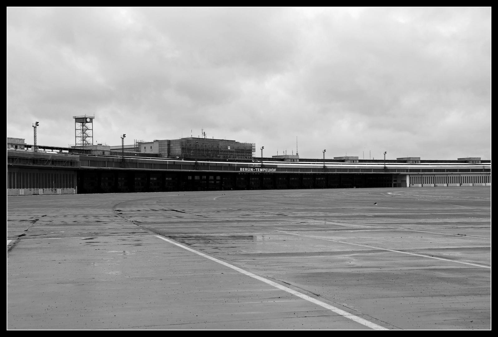 Flughafen Berlin - Tempelhof (3)