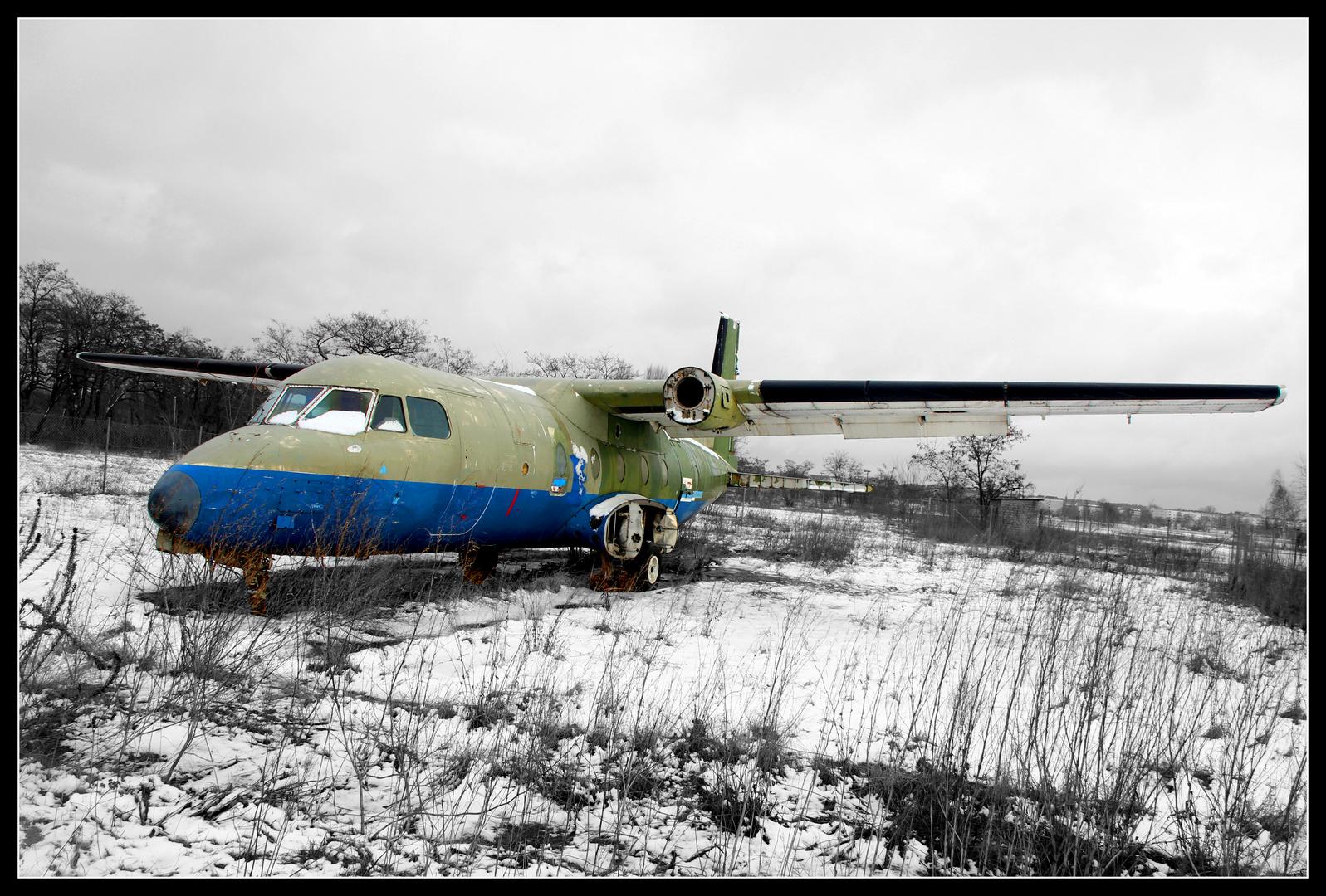 Flughafen Berlin - Tempelhof (7)
