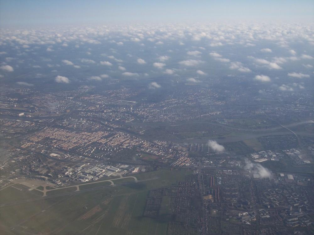 Flughafen Bremen Luftbild