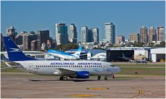 Flughafen Buenos Aires-Jorge Newbery