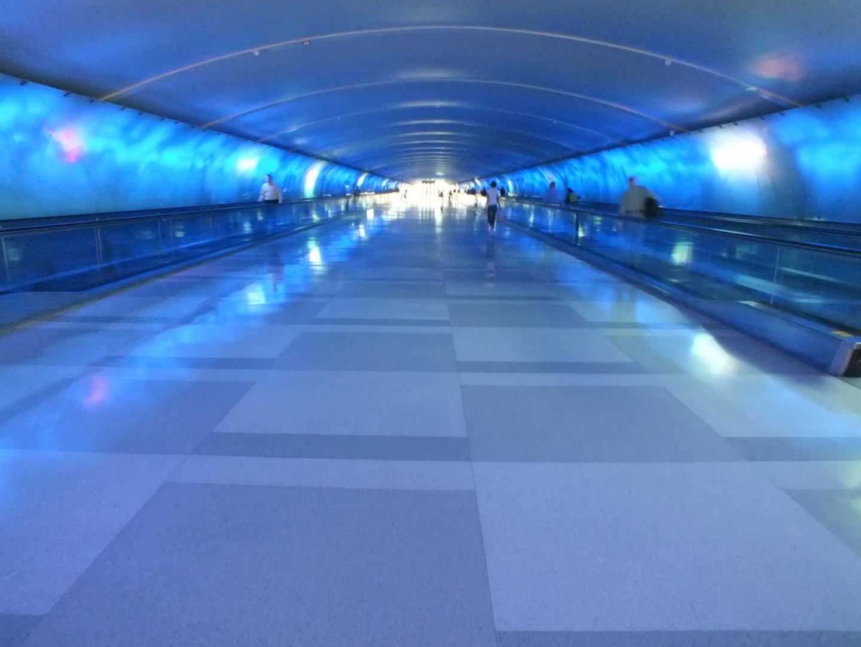 Flughafen Detroit