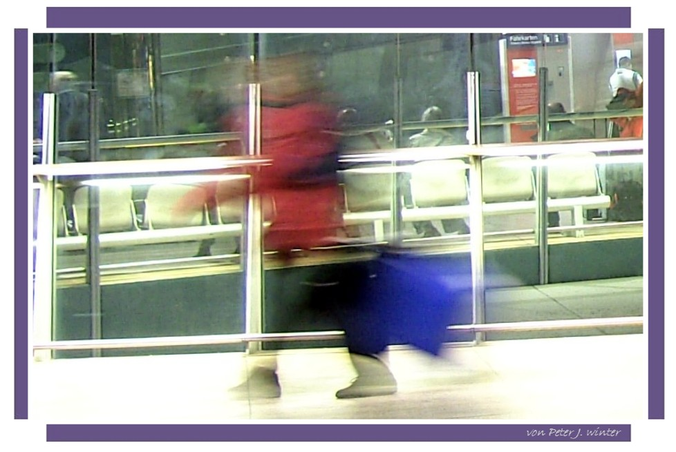 Flughafen Düsseldorf Dezember 2007 5