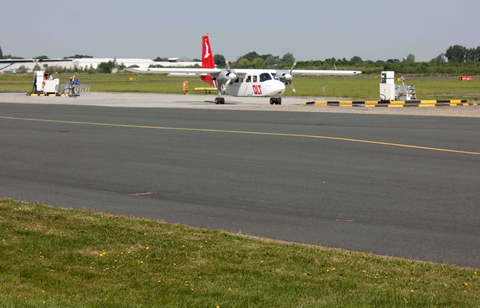 Flughafen Emden