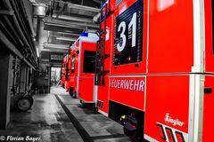 Flughafen Feuerwehr Frankfurt FLF