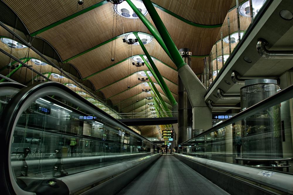 Flughafen Frankfurt ...