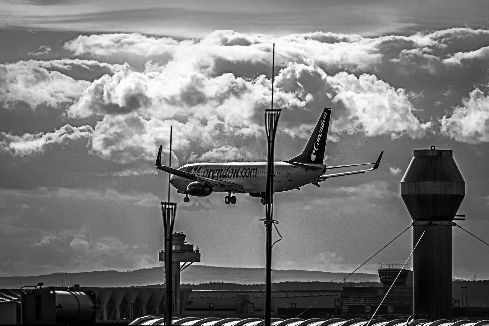 Flughafen Frankfurt IV