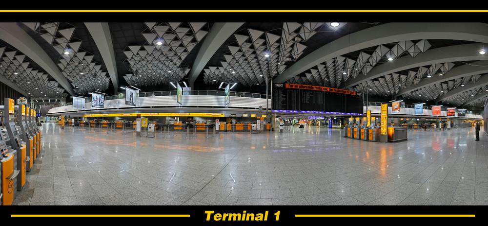 Aktuelle Ankunft Flughafen Frankfurt