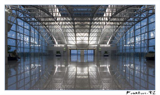 Flughafen Frankfurt - Terminal 2