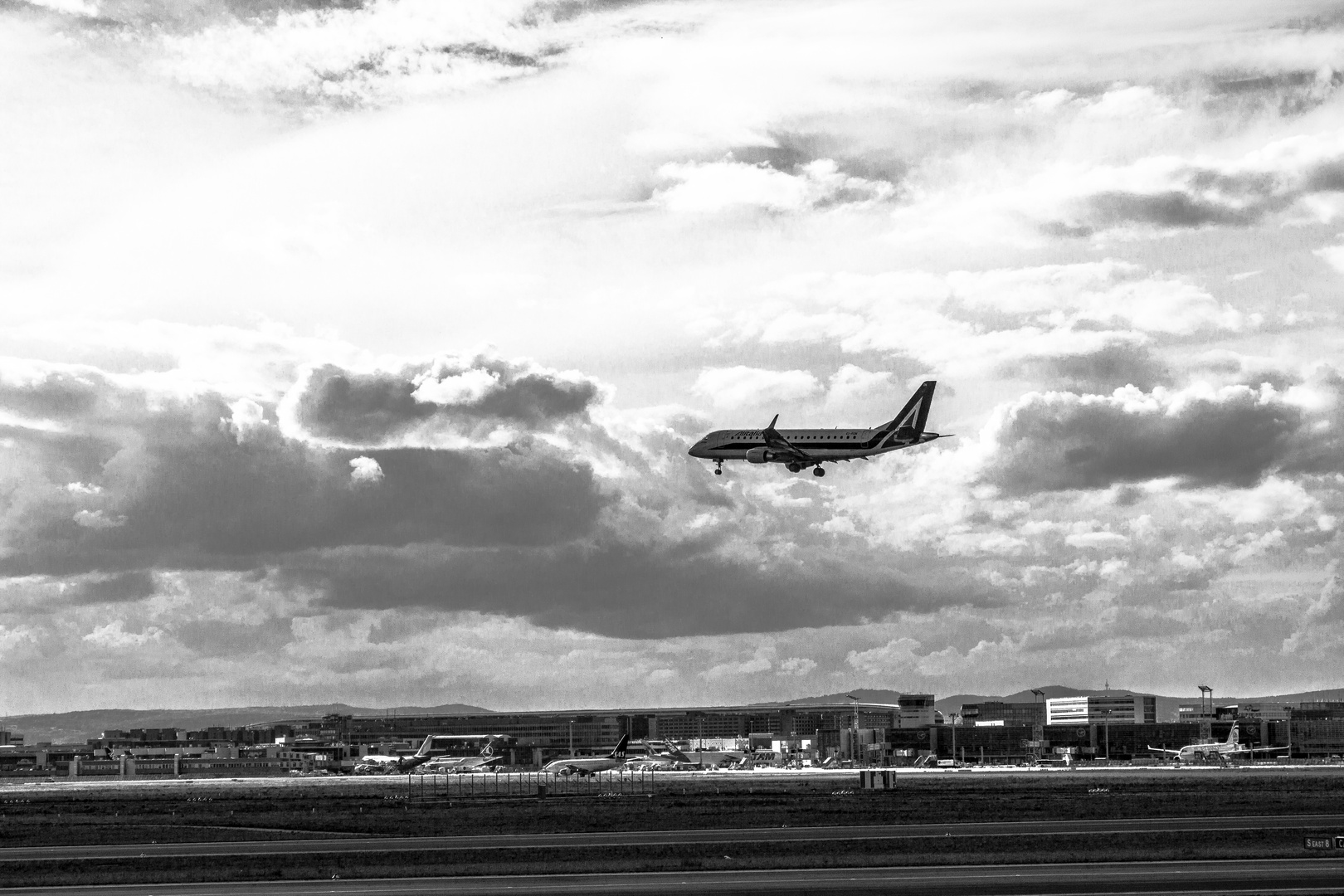 Flughafen Frankfurt V