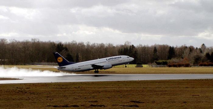 Flughafen Hamburg 3