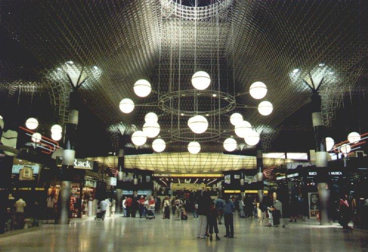 Flughafen-Lissabon