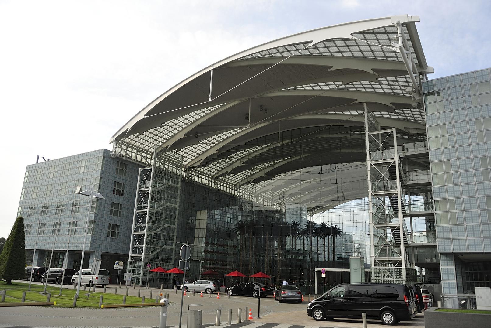 Flughafen München Hotel Kempinski