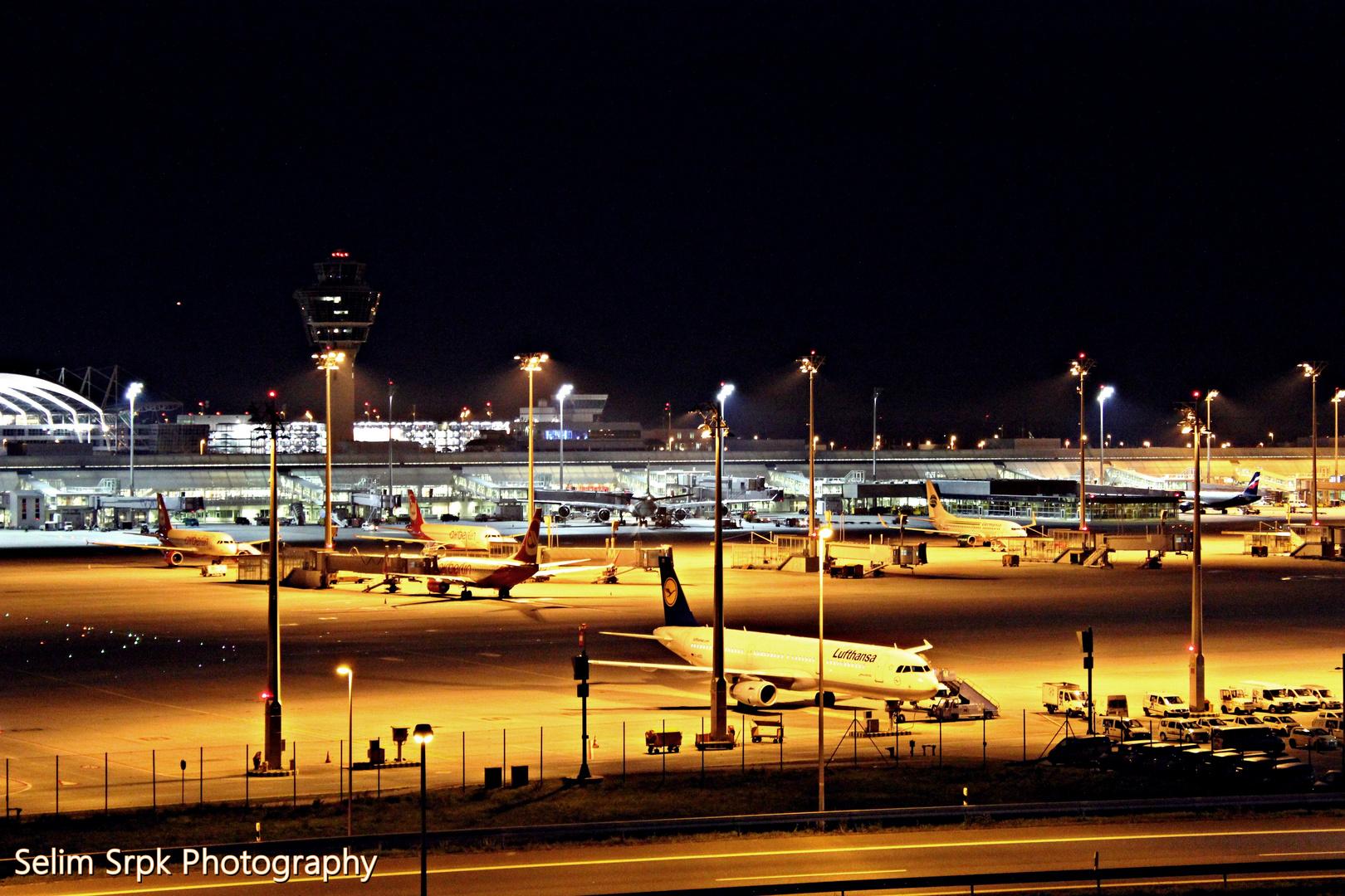 Flughafen München - Selim Srpk Photography