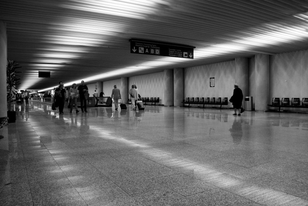 Flughafen Palma de M.
