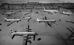 Flughafen Schiphol in den 1960gern (2)