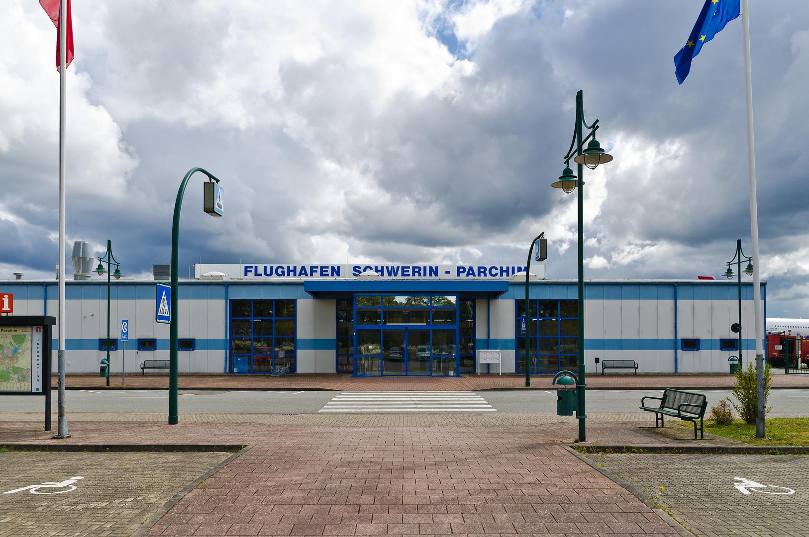 Flughafen Schwerin - Parchim