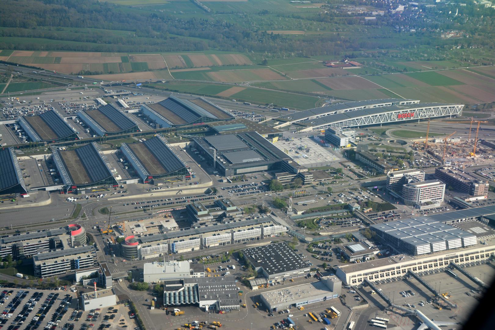Flughafen Stuttgart