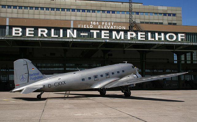 Flughafen Tempelhof - die Mutter aller Flughäfen!