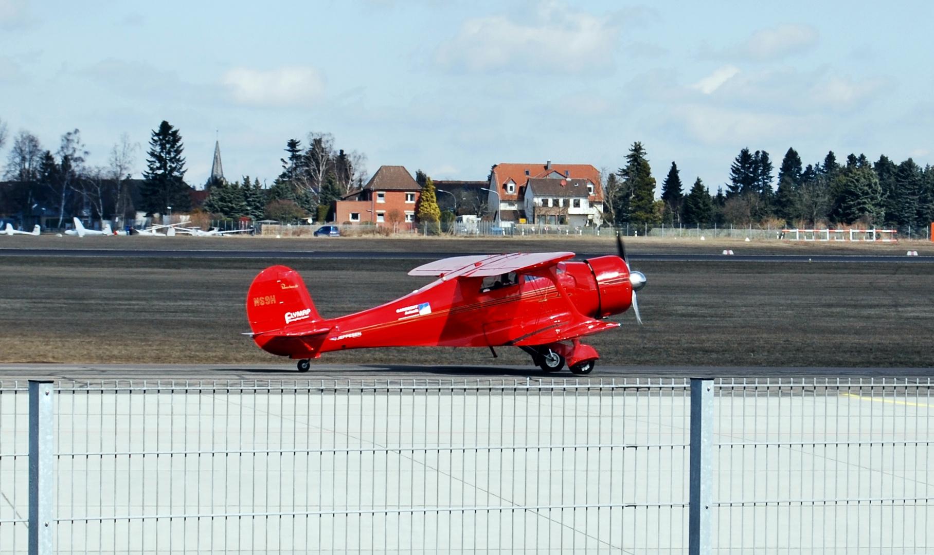Flughafen Waggum/Braunschweig