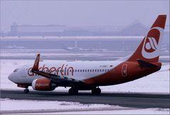 Flughafen Winter
