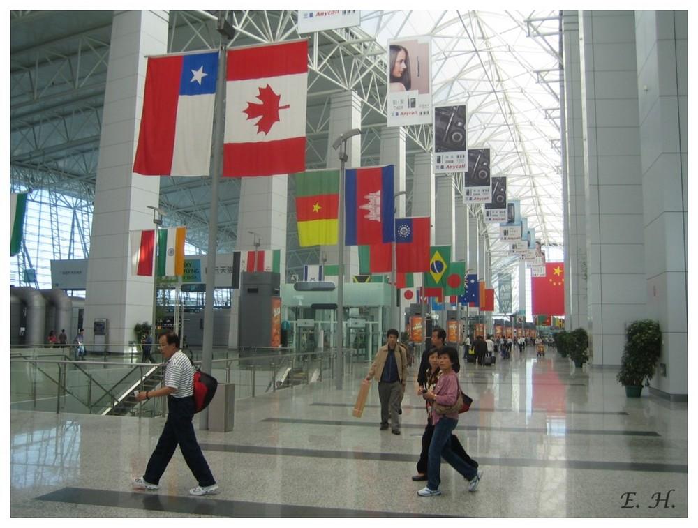 Flughafen Zhuhai