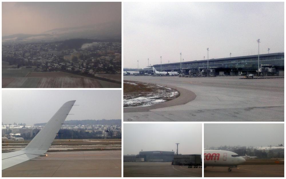 ..Flughafen Zürich..
