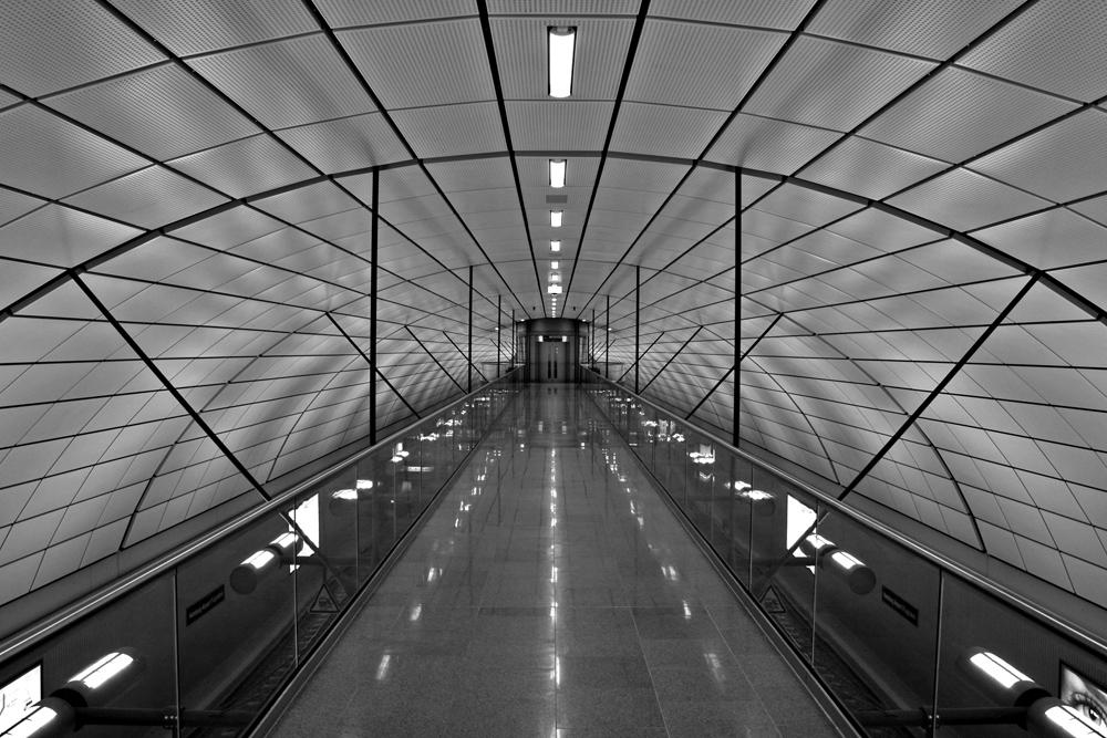 Flughafenbahnhof Hamburg