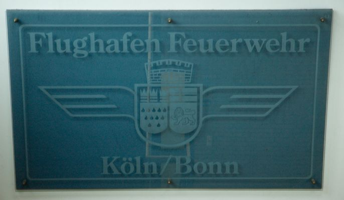 Flughafenfeuerwehr Köln/Bonn